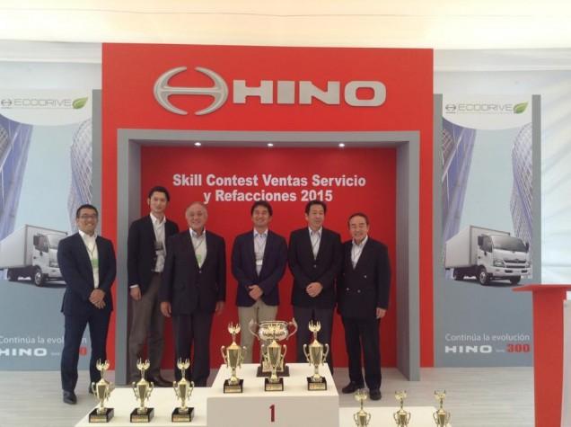 Directivos Hino Motors