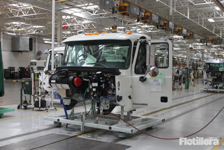 sistemas del vehículo pesado