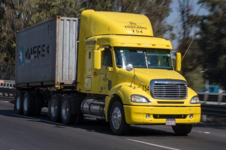 Mercado de camiones en Mexico