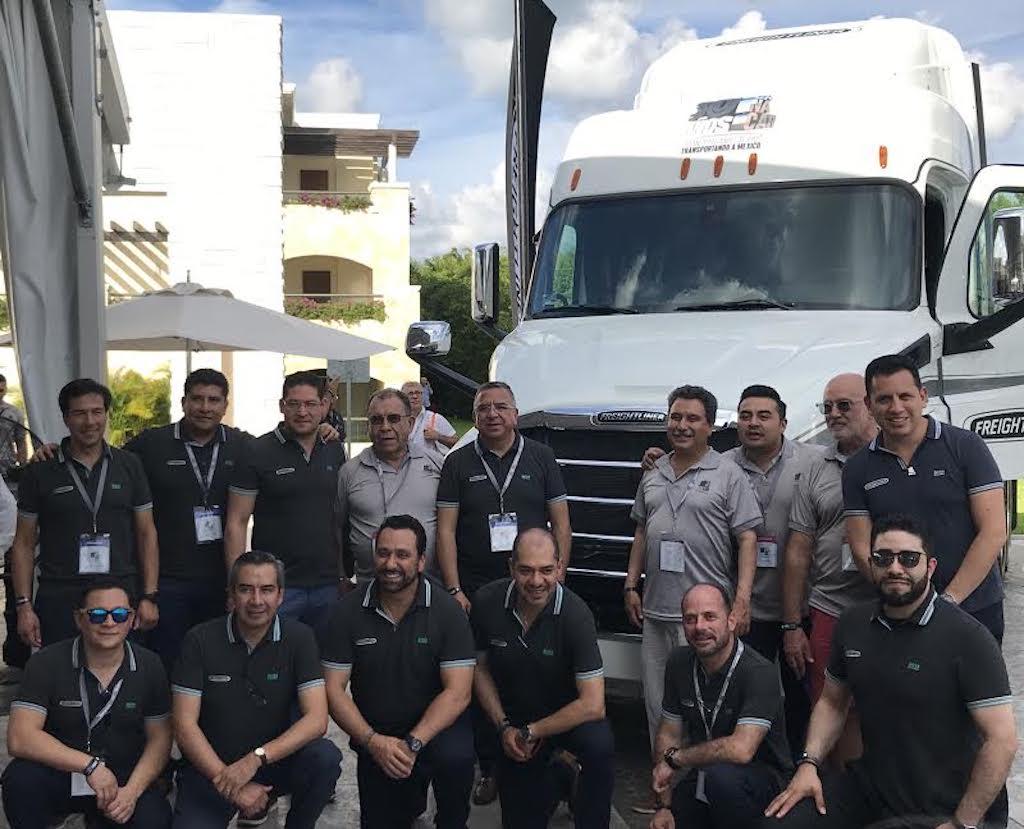 Freightliner Convención Canacar 2019