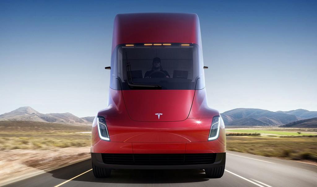 Tesla semi entrará en producción
