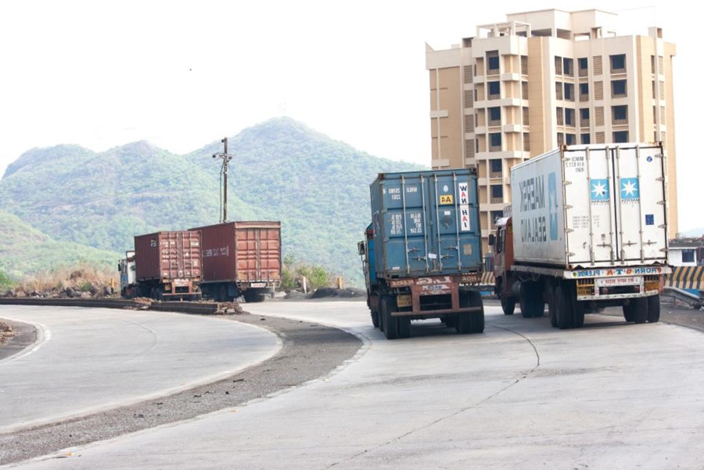transporte de carga restricciones