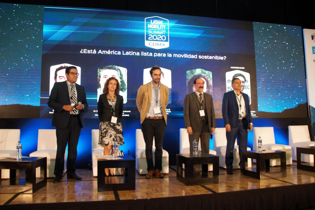 Movilidad sustentable Latam Mobility Summit
