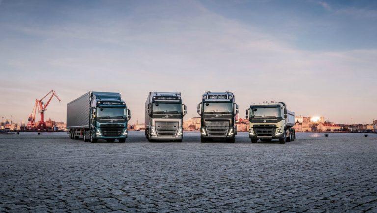 La nueva línea de camiones Volvo se centrará en el conductor.