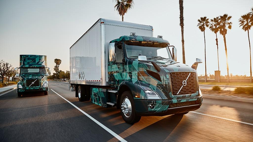 VNR Electric estará pronto en América del Norte, fue presentado en California.