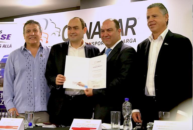 Renueva CANACAR delegación en Tampico