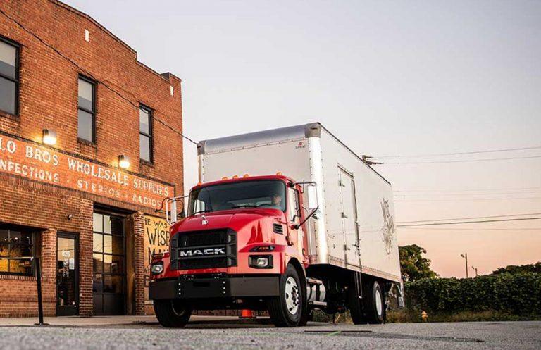 Mack MD, la nueva serie de camiones
