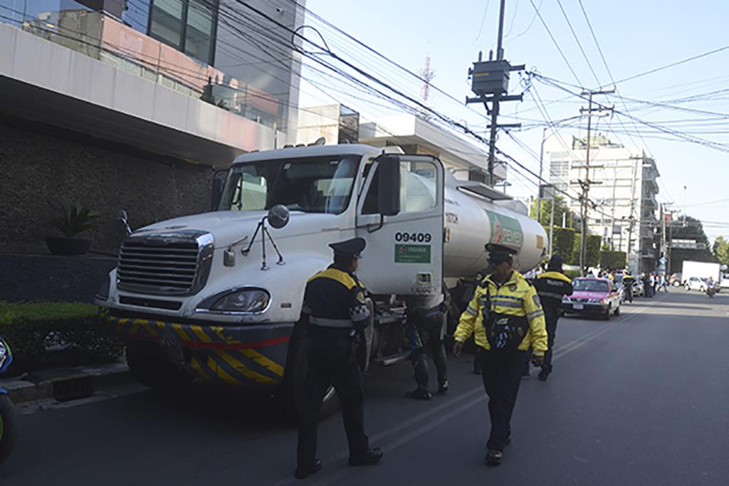 Respiran transportistas con la caída del robo de vehículos pesados