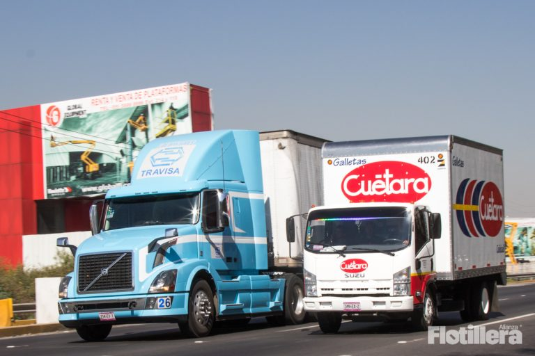 ANPACT pide apoyo de transportistas
