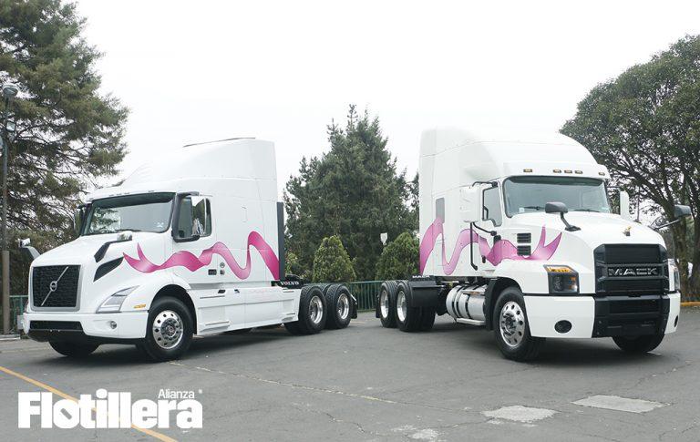Volvo y Mack siguen pese a coronavirus