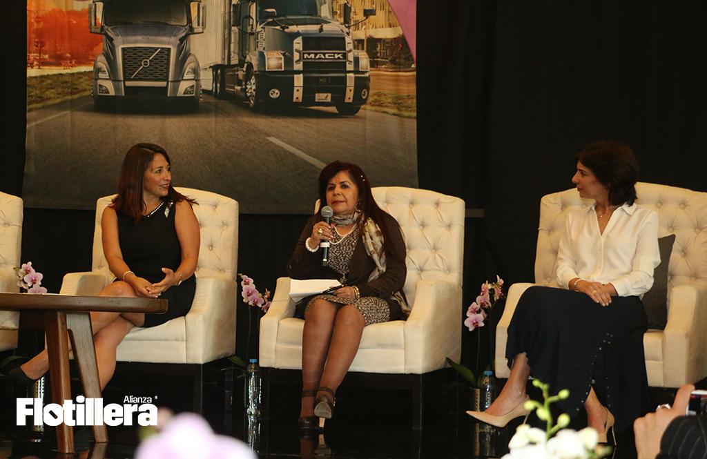 Volvo Trucks reconoce a las mujeres del sector