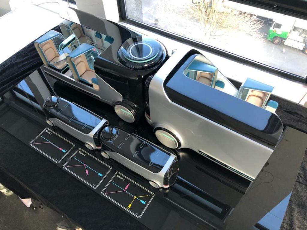 RCA habla de una movilidad sustentable, autónoma, confiable y conectada.