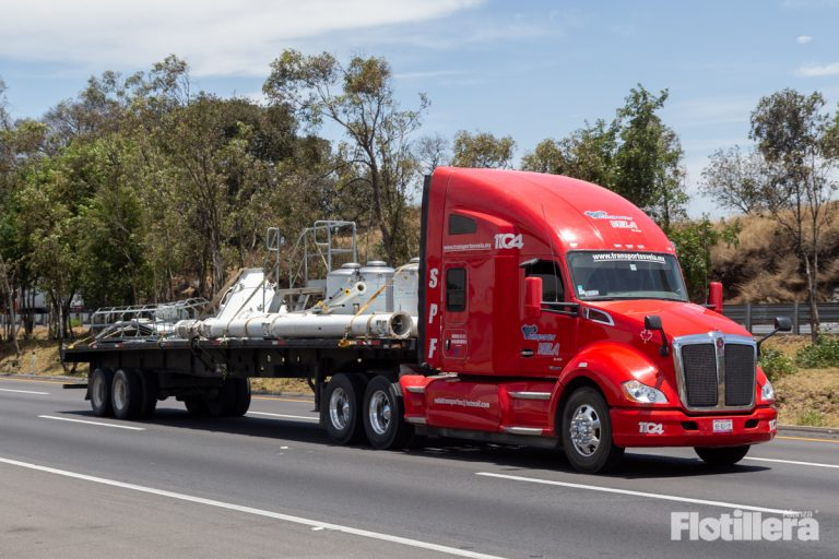 piden libre tránsito al transporte de carga