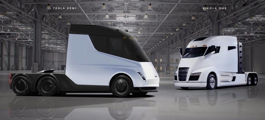 Nikola avanza en demanda por diseño de One y Semi contra Tesla.