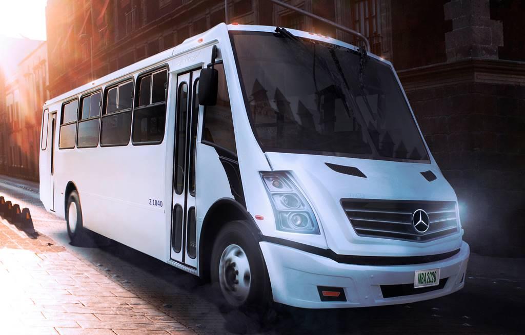 Mercedes-Benz Autobuses no para de hacer recorridos pese a COVID-19