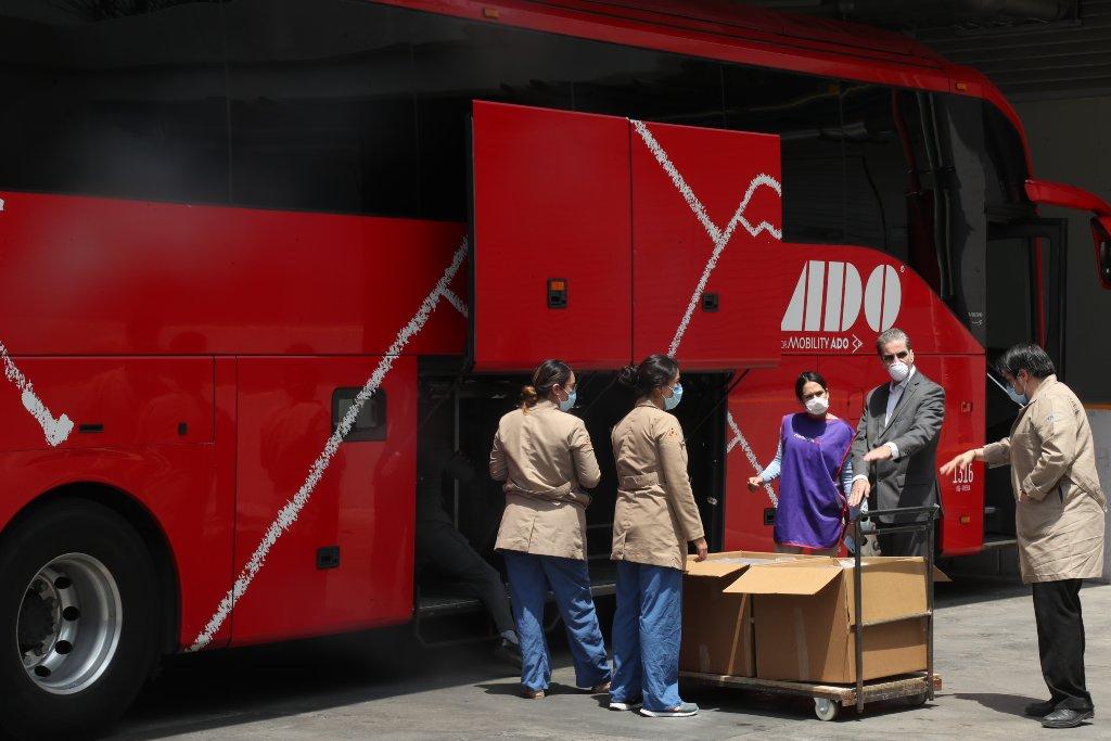 Fundación ADO se encargará de distribuir Aerobox desarrollados por MABE