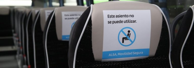 ALSA prmueve medida más rigurosas en España, en México hay algunos protocolos.
