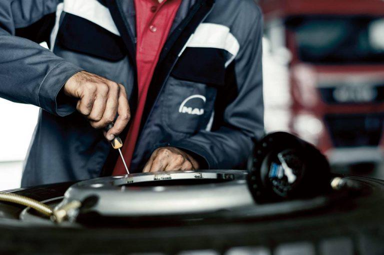 MAN sigue en servicios de mantenimiento pese a CODID-19