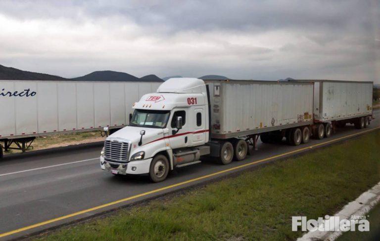 Conatram pide apoyos para el hombre camión