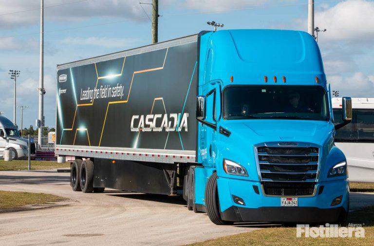 Daimler reinicirá su producción de camiones