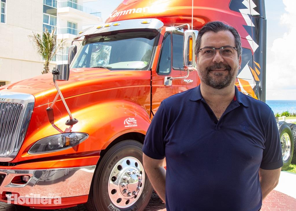 Navistar refuerza compromiso con sector transportista
