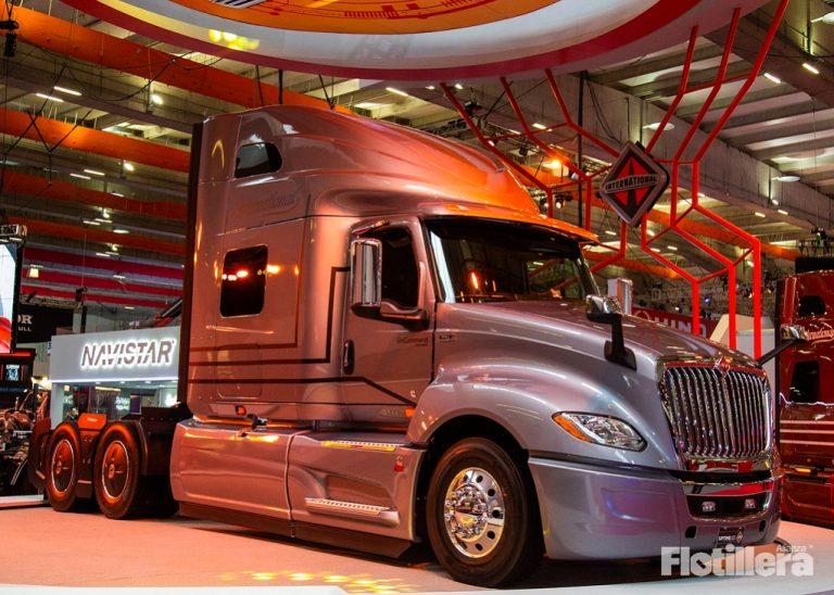 LT International el camión que permite ahorrar en combustible