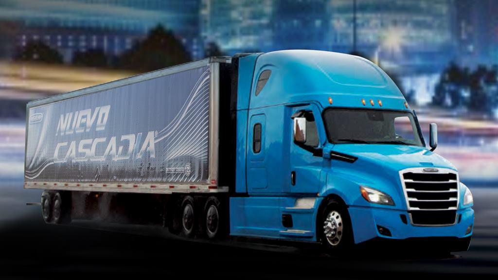 Cascadia, el camión más rentable