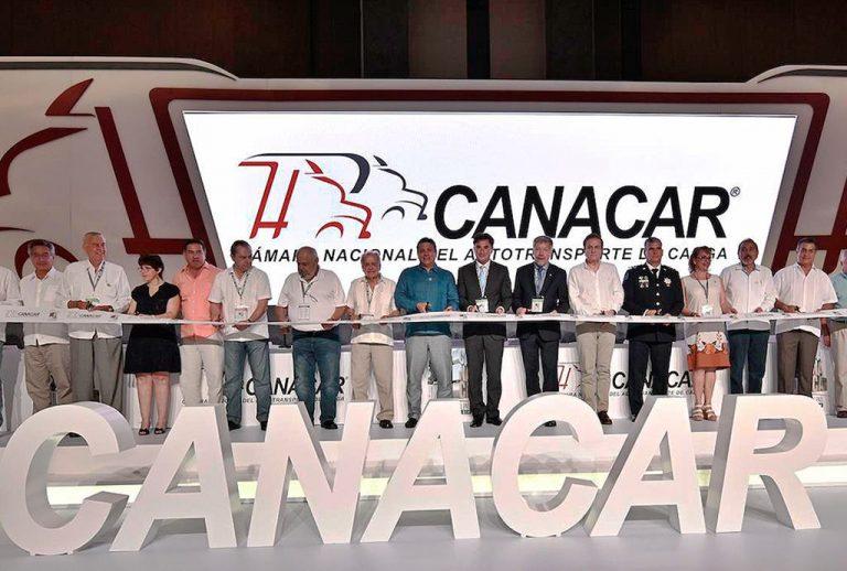 Canacar cancela su convención