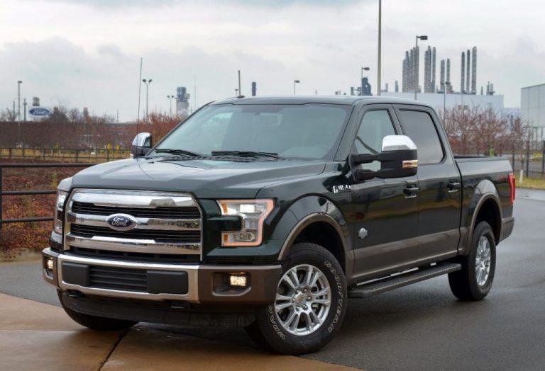 Ford llama a revisiónfu F-150 por fallas