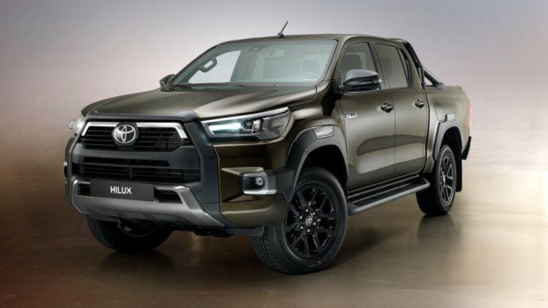 Toyota renovó su Hilux, ahora tendrá un motor 2.8 L