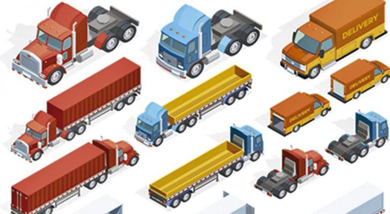 Clasificación camiones de carga