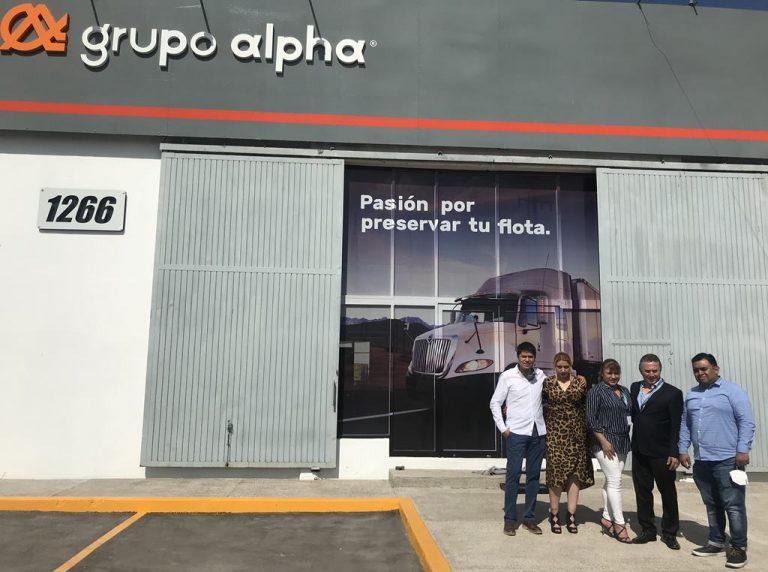 Centro Camionero Grupo Alpha