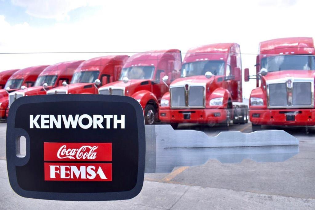 Alianza Kenworth - Coca-Cola Femsa
