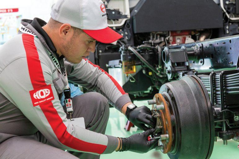 Hino motors mexico ofrece garantía ilimitada