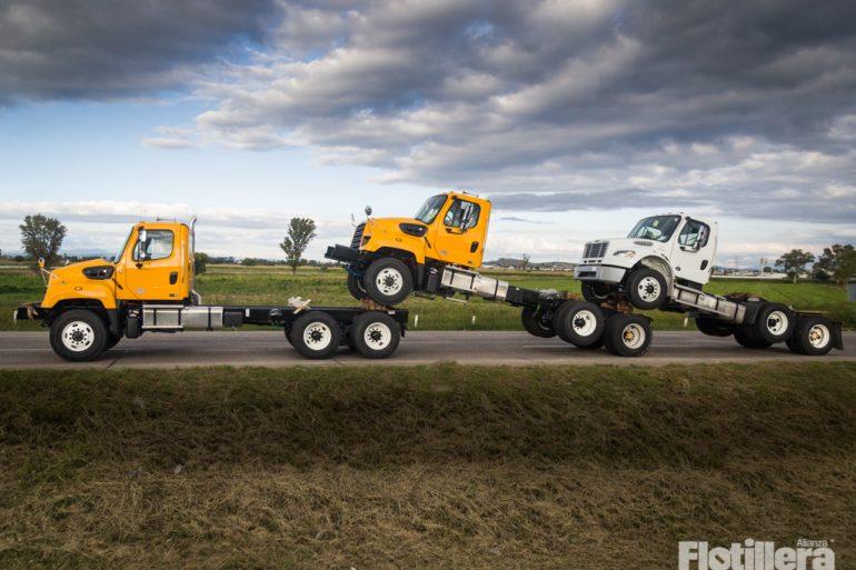 venta y producción de camiones