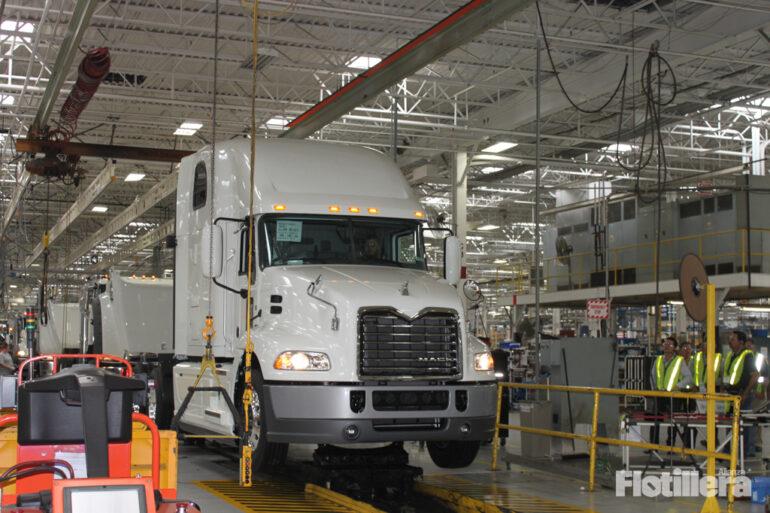 fabricación de equipo de transporte
