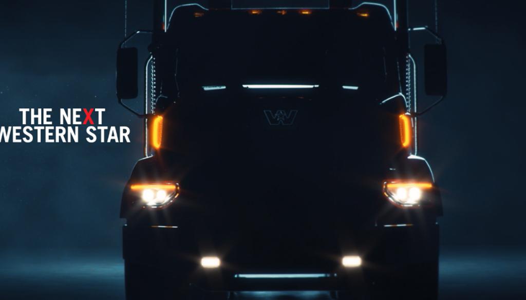 camión vocacional western Star
