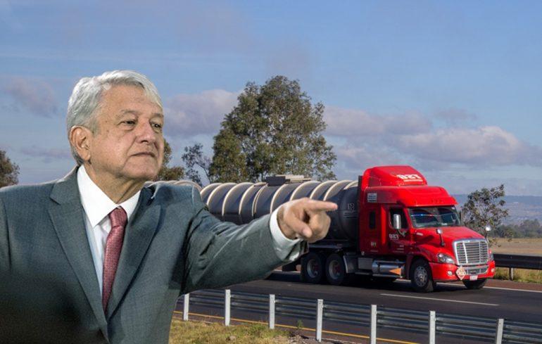segundo informe de gobierno y el autotransporte