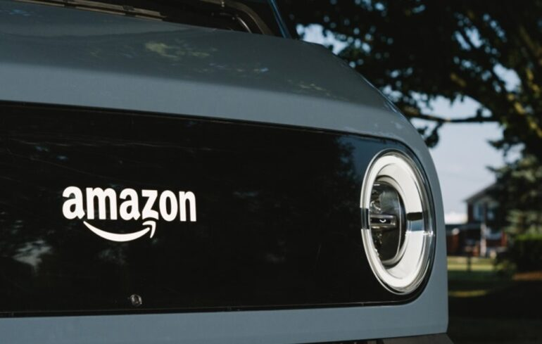 Amazon y su van eléctrica
