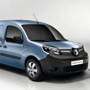 Kangoo Z.E. de Renault