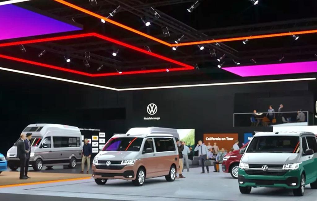 Nuevo Caddy de VW