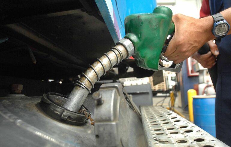 eficiencia de combustible