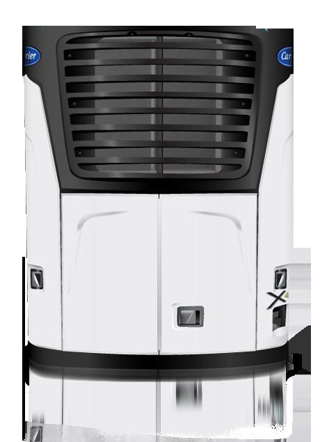 Serie X4 de Carrier Transicold