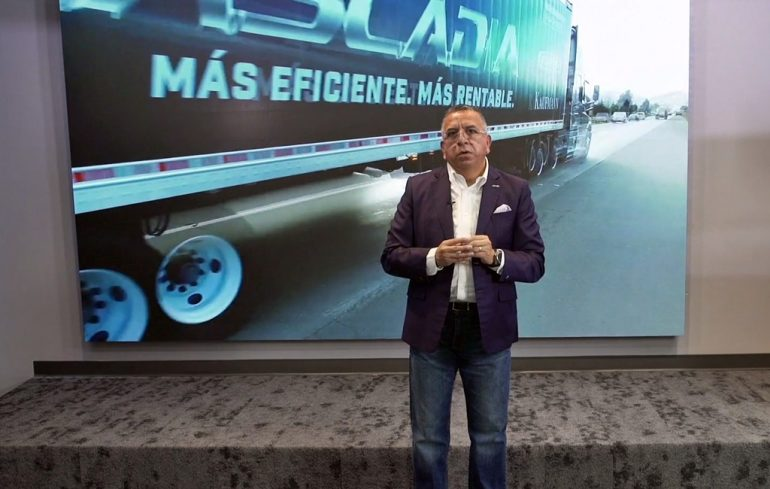 Flavio Rivera y el autotransporte