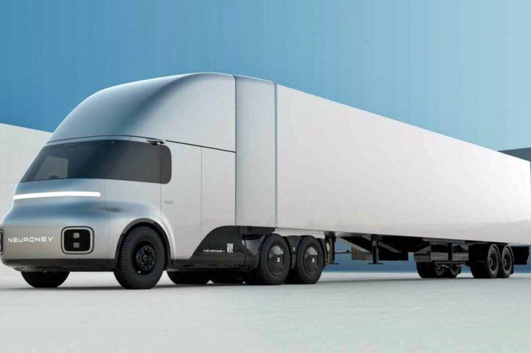 flotas eléctricas de camiones