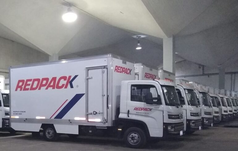 Delivery para redpack