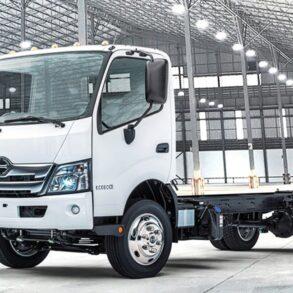 japón y sus camiones