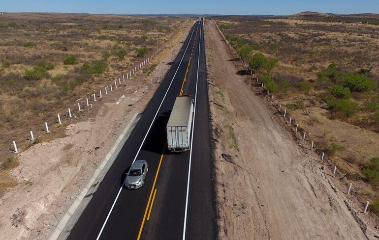 proyectos carreteros