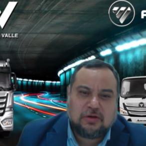 Foton y Camiones del Valle quieren colocar más unidades en 2021