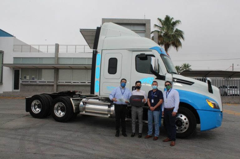 Alpha Truck